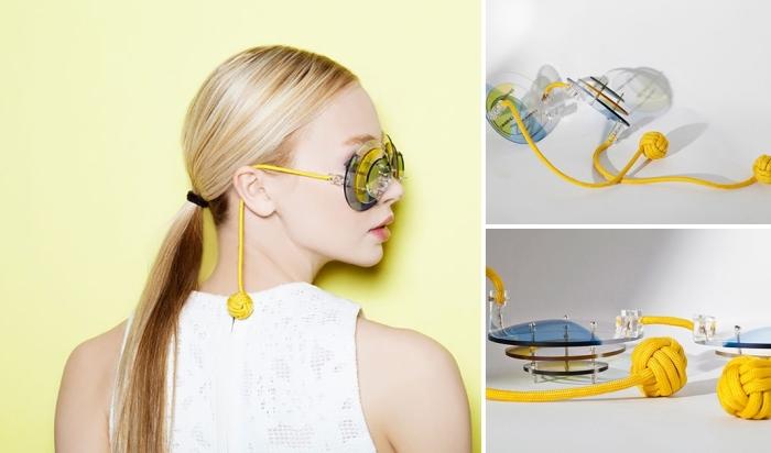 Cамые яркие и необычные очки для грядущей весны