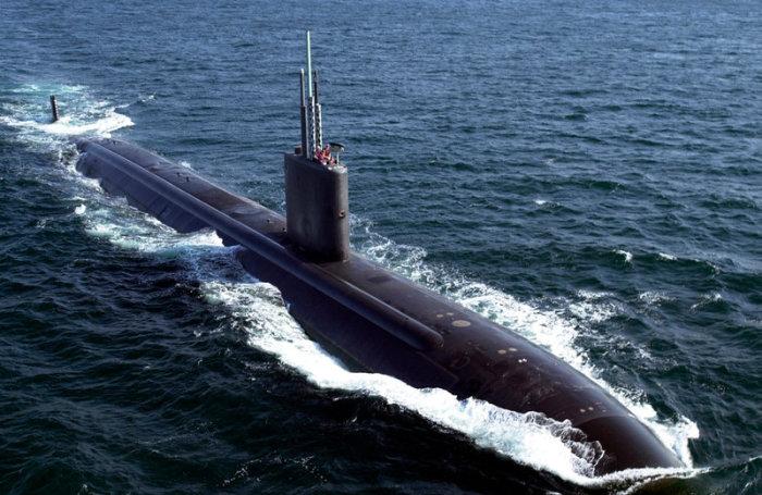 Освежитель воздуха для подводных лодок.