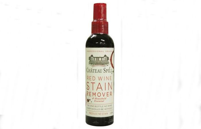 Средство для удаления пятен Chateau Spill Red Wine Stain Remover.