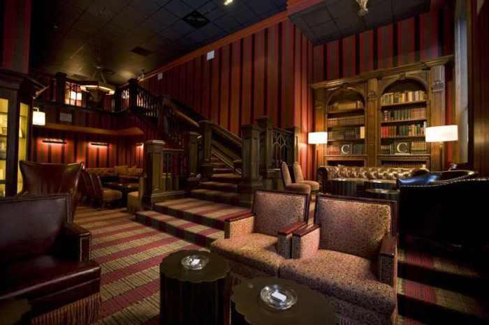 The Carnegie Club, Нью-Йорк