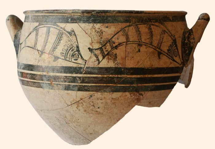 Невероятно, но этой керамике более 3000 лет.