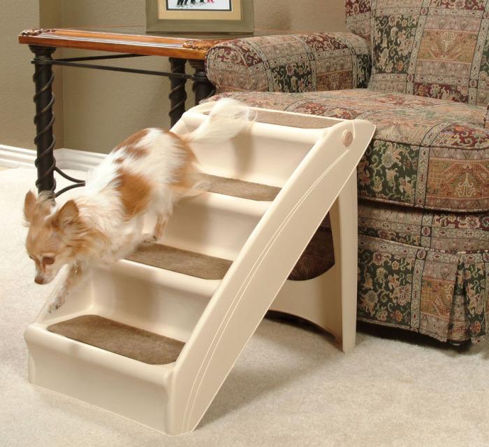 Лестница для собак.