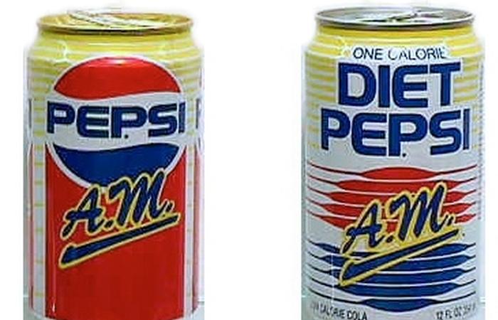 Полный провал: Pepsi AM.