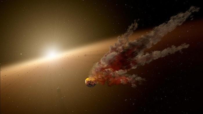 Астероид не убил всю жизнь на Земле.