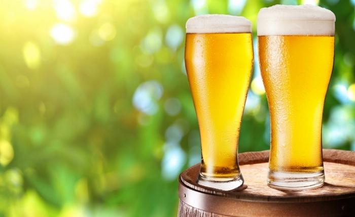 Пиво - источник кремния.