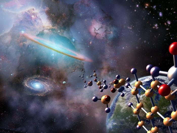 Космические предки.