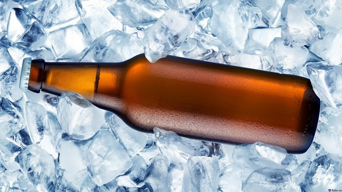 бутылка пива: вода, хмель, солод.