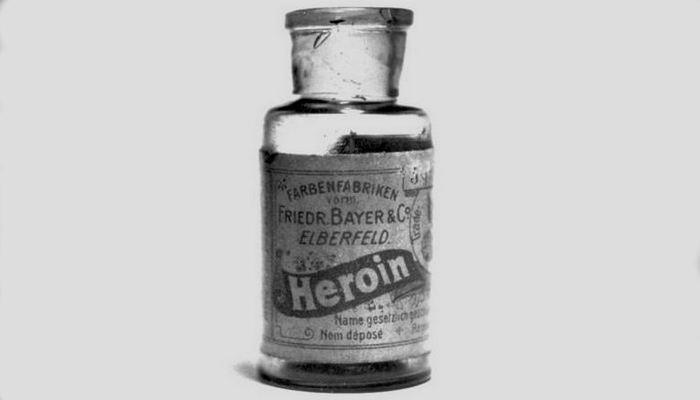 Жуткая медицина: героин против насморка.