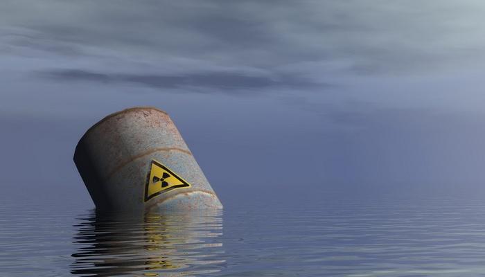 Жуткая медицина: радиоактивная вода.