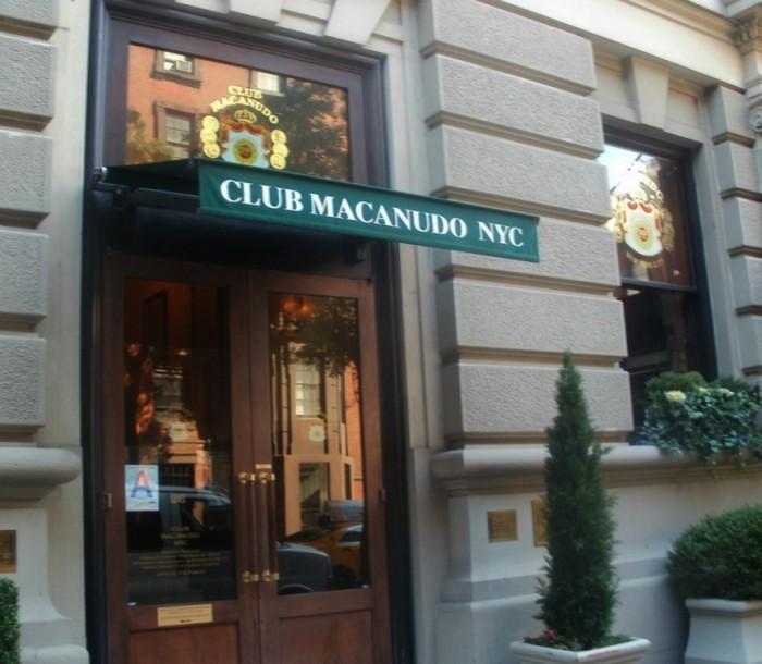 Club Macanudo, Нью-Йорк