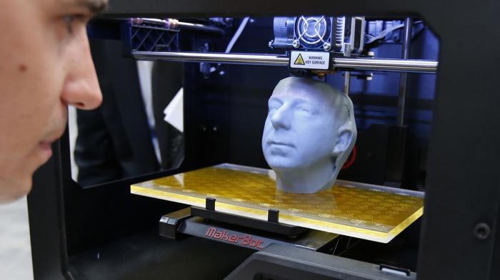 Технология трёхмерной печати.