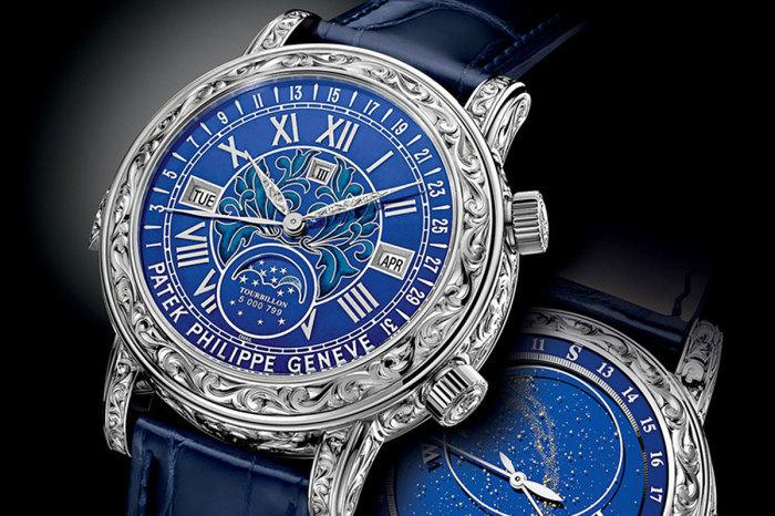 10 самых дорогих часов в мире, при виде которых захватывает дух.