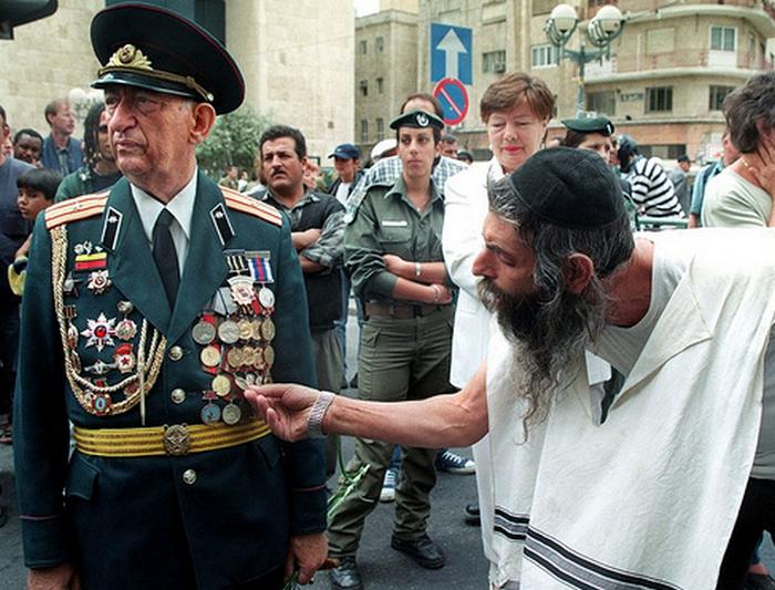 День Победы в Израиле.