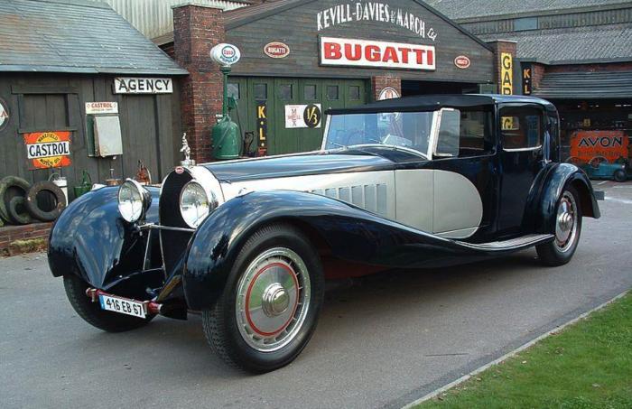 Завораживающая красота классических авто.