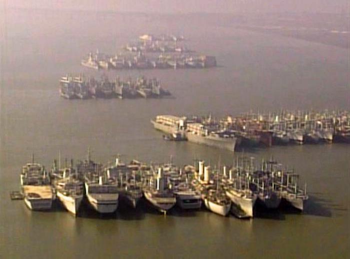 Призрачный флот.