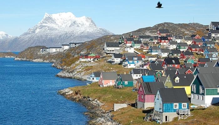 Nuuk-Francizka 10 самых ярких мест в мире, где обязательно улучшится настроение