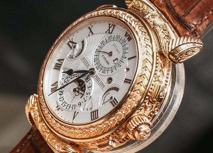 10 самый дорогих женских часов