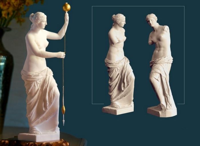 Венера Милосская: какой бы она была с руками.