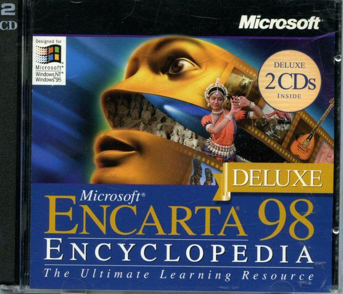 Microsoft Encarta.