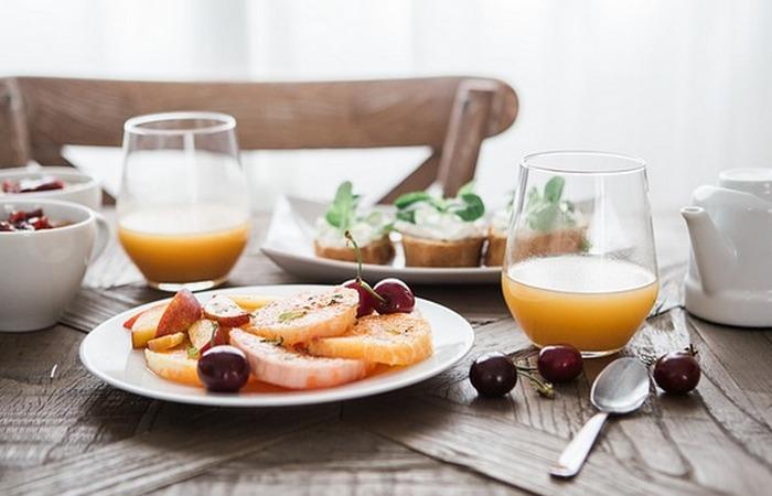 Здоровый образ жизни: не забывать про завтрак.