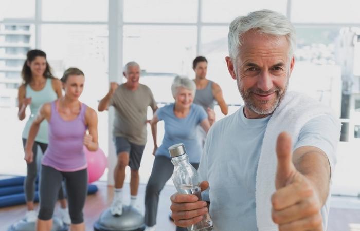 Здоровый образ жизни: регулярно делать физические упражнения.