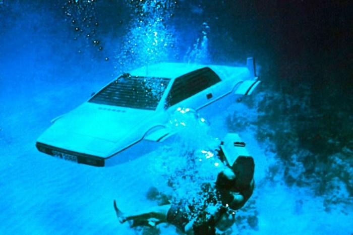 Концептуальный автомобиль Bond's Lotus Esprit