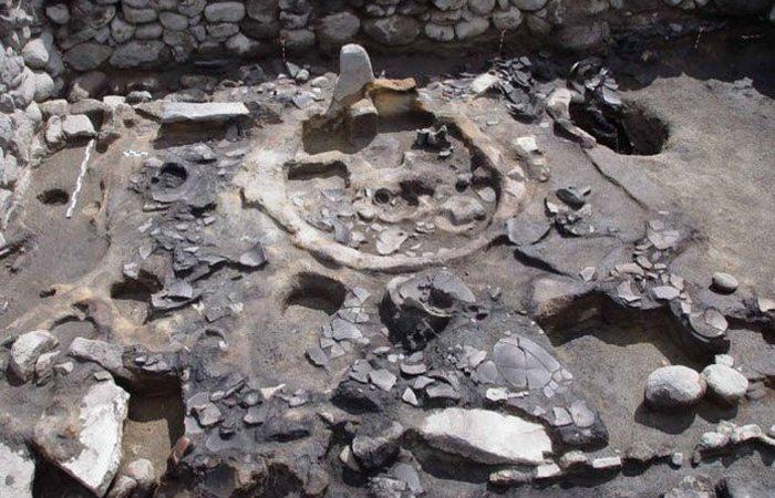 Древняя конструкция: оккультный центр Гегарот.