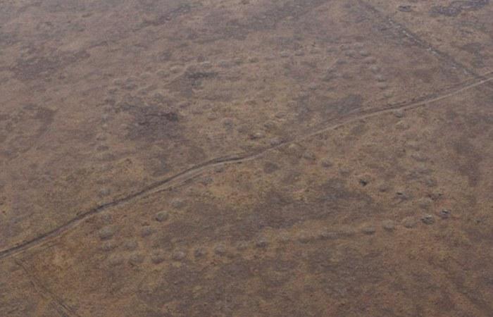 Древняя конструкция: степные геоглифы.