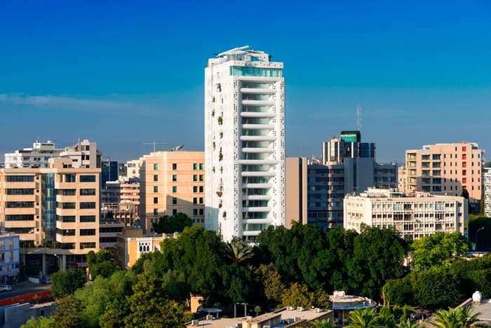 Кипрская башня.