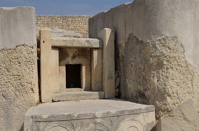 Сооружения храмовников на островах Мальта и Гозо.