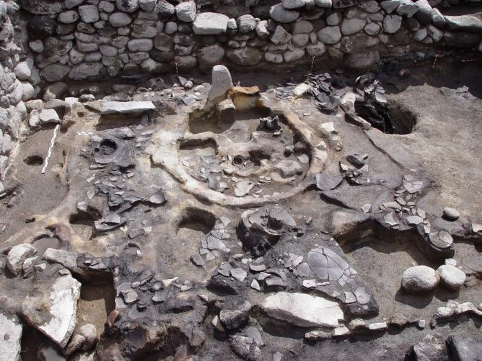 Магические святилища  в Армении.