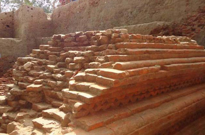 Буддийский храм, возраст которого 10 веков.