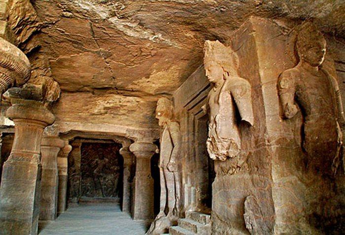 Пещеры Элефанта и другие жертвы экологии.