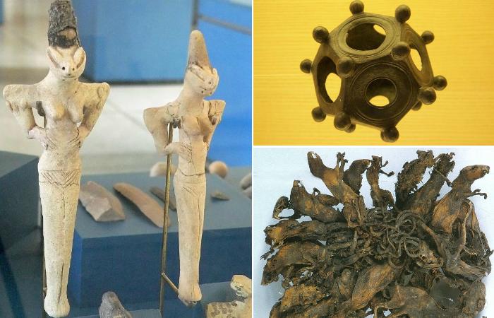 Cамые странные древние артефакты.