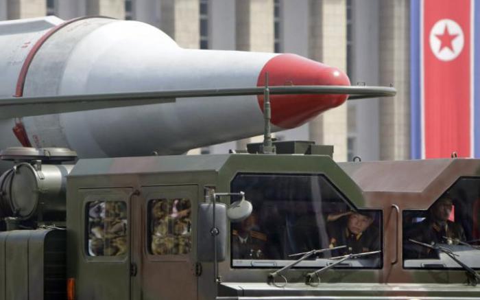 Ядерная угроза.