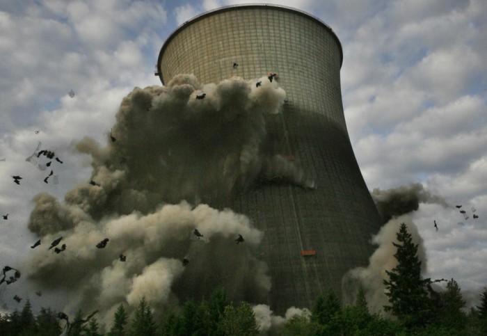 Атомный туризм.