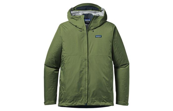 Осенняя куртка Patagonia Torrentshell Rain Jacket.