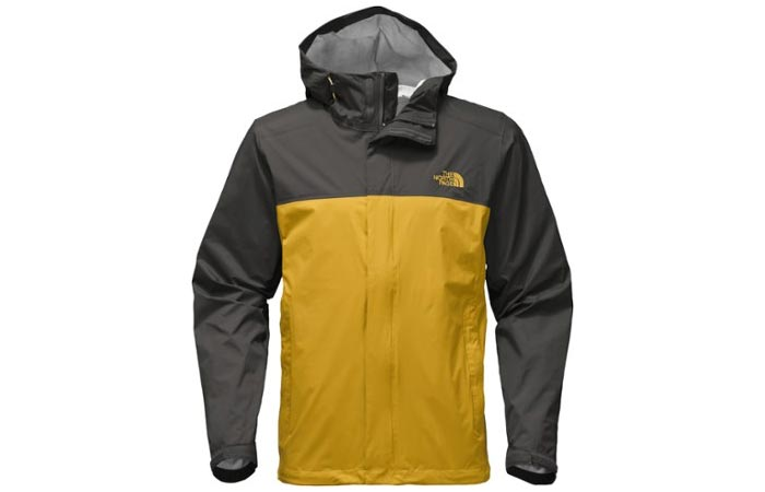 Осенняя куртка North Face Venture 2 Rain Jacket.