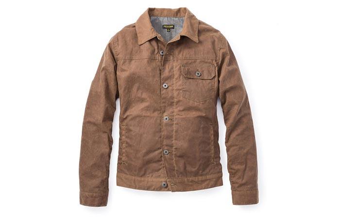Осенняя куртка Flint And Tinder Trucker.