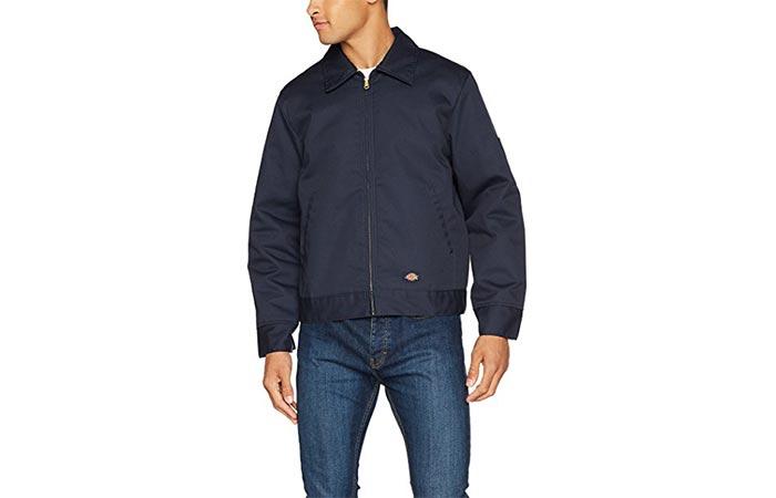 Осенняя куртка Dickies Eisenhower.