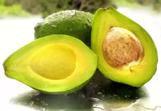 Запретный авокадо.