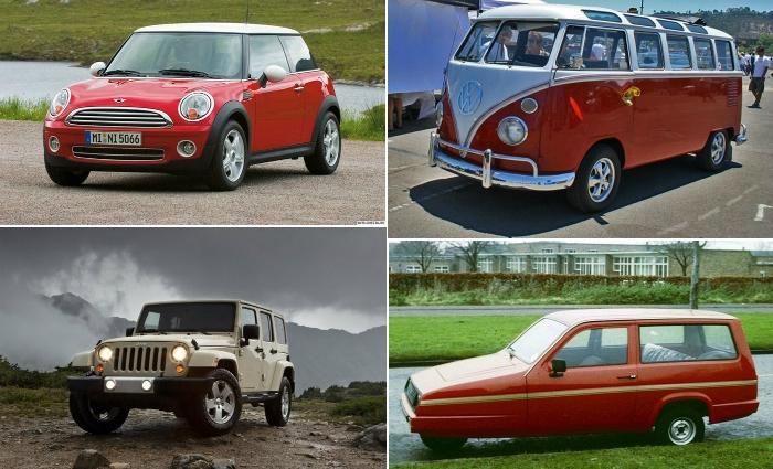 Знаковые автомобили, за рулём которых нужно посидеть хоть раз в жизни
