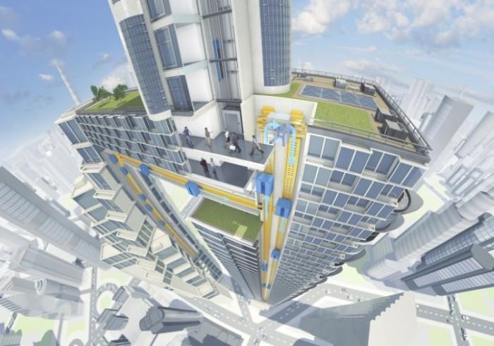 10 удивительных строительных технологий, которые могут изменить мир.