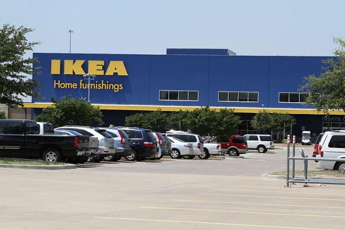 IKEA использовали рабский труд.