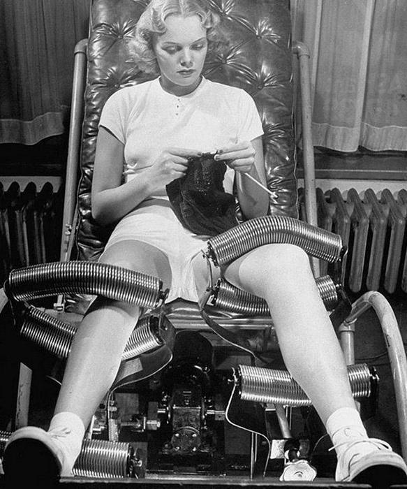 Кресло для похудения.