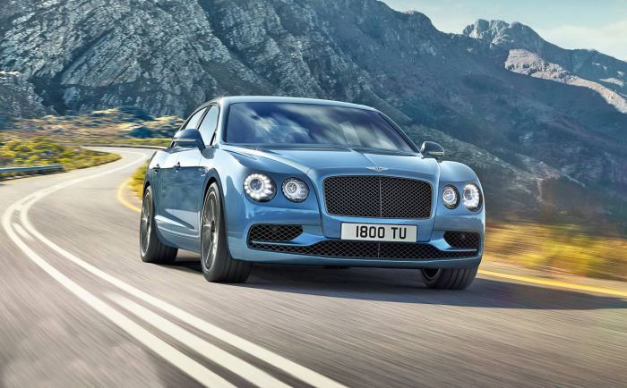 Автомобиль Bentley Flying Spur W12 S.
