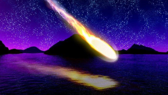 Бермудский треугольник: «Большой огонь».