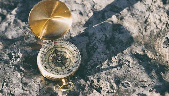 Бермудский треугольник: странные показания компаса.