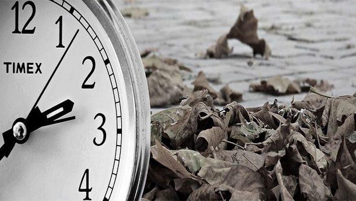 Бермудский треугольник: потеря чувства времени.
