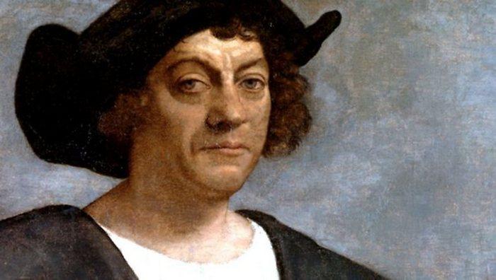 Христофор Колумб первым столкнулся с аномалией Бермудского треугольника.